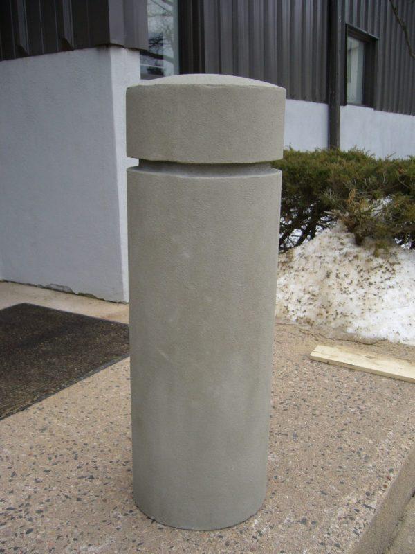 12inch Concrete Bollard