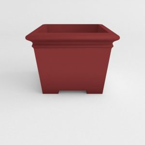 Plastic Square Planter