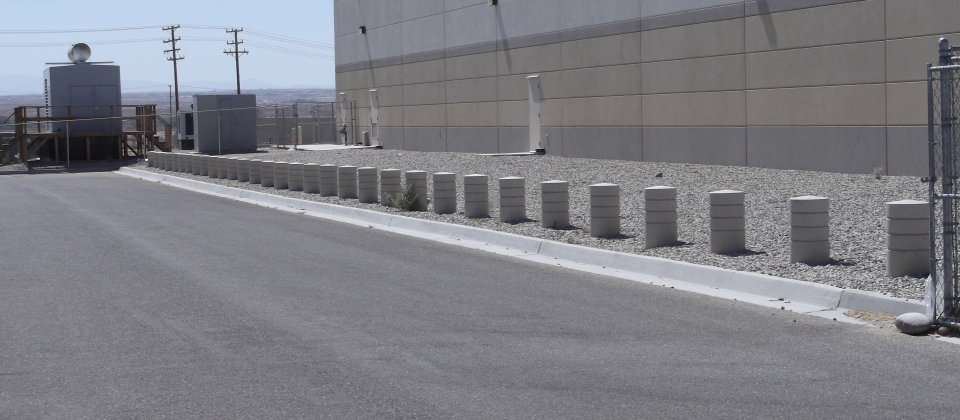 Site Furnishings Twentynine Palms CA USMC Commisary 001