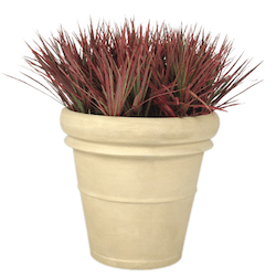 CoCo Fiberglass Planter