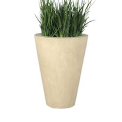Giza Fiberglass Planter