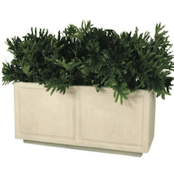 Madison Fiberglass Planter