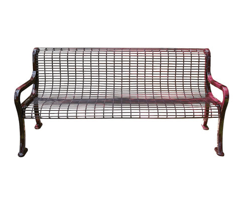 Metal Benches and Site Furnishings