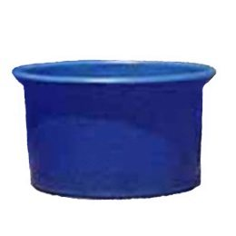 210 Gallon Round Plastic Tree Tub