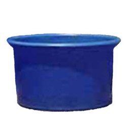 210 Gallon Round Plastic Tree Tub