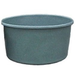 450 Gallon Round Plastic Tree Tub