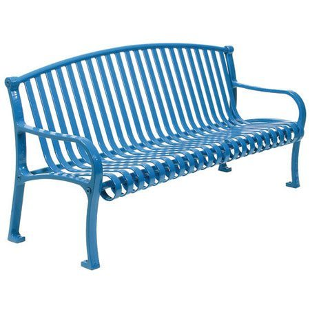 Metal Northgate Bench